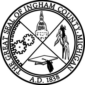 Ingham County Seal for emphasis